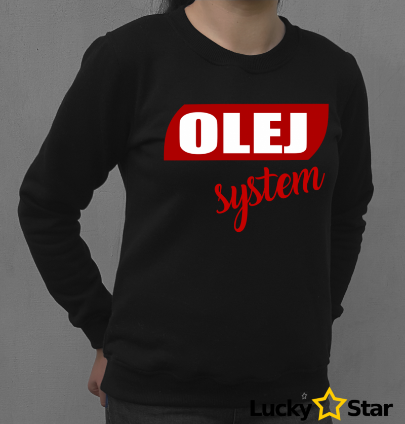 Bluza Damska OLEJ system.