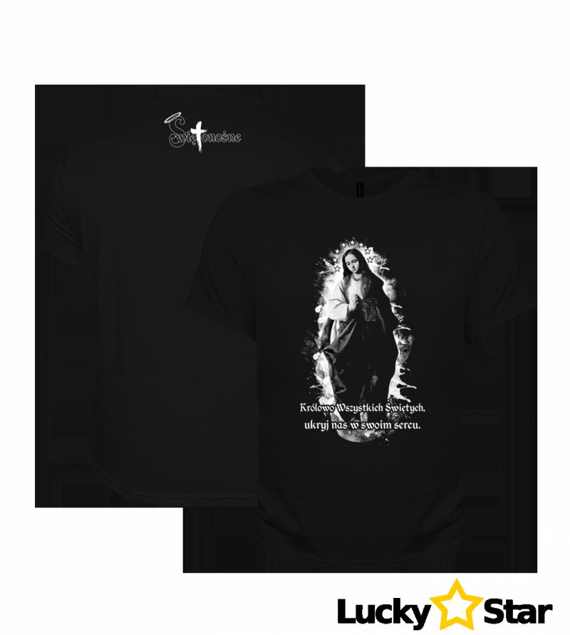 Koszulka Świętonośna - Matka Najświętsza - Królowa Wszystkich Świętych