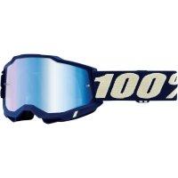 100 PROCENT GOGLE FA20 ACCURI 2 GOGGLE DEEPMA BLUE