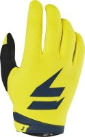 SHIFT RĘKAWICE OFF-ROAD  WHIT3 AIR YELLOW/NAVY