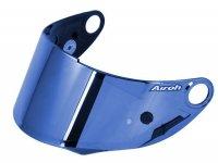 AIROH SZYBA DO KASKU AIROH GP 500 BLUE 05GP5BL