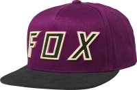 FOX CZAPKA Z DASZKIEM POSESSED SNAPBACK DARK PURPL