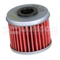 Filtr oleju K&N  KN116 3201110