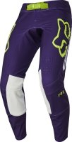 FOX SPODNIE OFF-ROAD FLEXAIR HONR PURPLE/YELLOW