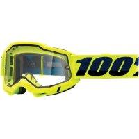 100 PROCENT GOGLE FA20 ACCURI 2 ENDURO MOTO YELLOW