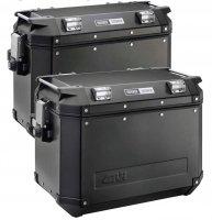 Kufer boczny Givi Czarny 48 Litrów LEWY OBK48BL TRECKER OUTBACK