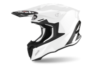 AIROH KASK OFF-ROAD TWIST 2.0 COLOR WHITE GLOSS