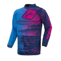 KENNY KOSZULKA OFF-ROAD PERFORMANCE BLUE/PINK