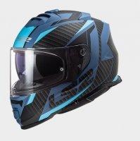 KASK LS2 FF800 STORM RACER MATT BLUE