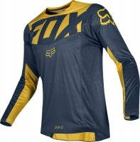 BLUZA OFF-ROAD FOX 360 KILA NAVY/YELLOW
