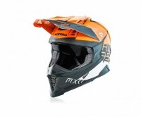 Acerbis Kask X-RACER VTR pomarańczowy