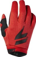 SHIFT JUNIOR WHIT3 AIR BLACK/RED RĘKAWICE OFF-ROAD