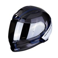 SCORPION KASK EXO-510 AIR FRAME BK-BLUE-WH