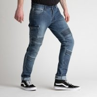 BROGER SPODNIE JEANS  OHIO WASHED BLUE