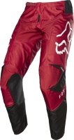 FOX SPODNIE OFF-ROAD JUNIOR 180 PRIX FLAME RED