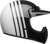 BELL KASK OFF-ROAD MOTO-3 REVERB WHITE/BLACK