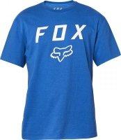 FOX T-SHIRT LEGACY MOTH ROYAL BLUE