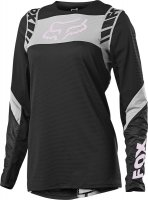 FOX BLUZA OFF-ROAD LADY FLEXAIR MACH ONE BLACK