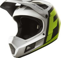 FOX RAMPAGE COMP CREO WHITE/YELLOW KASK ROWEROWY