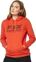 FOX BLUZA LADY Z KAPTUREM DIE HARD ATOMIC ORANGE