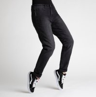 BROGER SPODNIE JEANS CALIFORNIA LADY WASHED BLACK