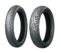 OPONA MS 110/90-18 BRIDGESTONE 61H BT45R