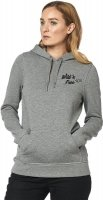 LADY BLUZA FOX  KAPTUR PIONEER HEATHER GRAPHITE