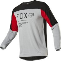 FOX BLUZA OFF-ROAD LEGION DR GAIN GREY
