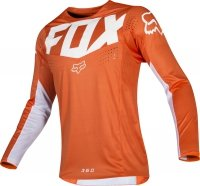 BLUZA OFF-ROAD FOX 360 KILA ORANGE