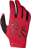 RĘKAWICE OFF-ROAD FOX LADY DIRTPAW MATA FLAME RED