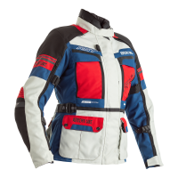 RST KURTKA TEKSTYLNA LADY ADVENTURE  ICE/BLUE/RED