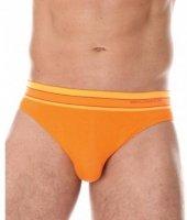 Brubeck BE10110 Slipy męskie ACTIVE WOOL pomarańczowy