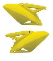 Acerbis Suzuki RMZ 450 panele boczne; 08 > żółty