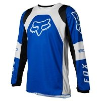FOX BLUZA OFF-ROAD JUNIOR 180 LUX BLUE