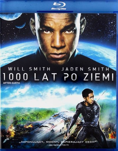 1000 Lat Po Ziemi [Blu Ray], Film, Science Fiction, Dvdworld