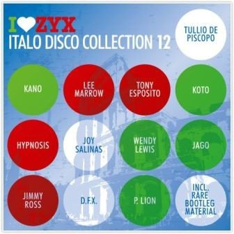 Italo Disco Collection 12 [CD], Płyty Muzyczne, Italo Disco, Dvdworld