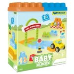 Baby Blocks 30 szt. WADER 41440