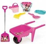 Zestaw do piasku Minnie Mouse WADER (77480,77403,77441)
