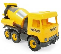 Wader Middle Truck  betoniarka w kartonie- 32124
