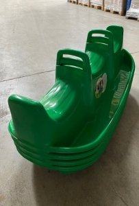 Bujak potrójny zielony DOLU DL3004
