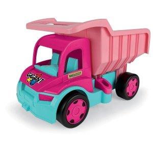 Gigant Truck wywrotka pink Wader 65006