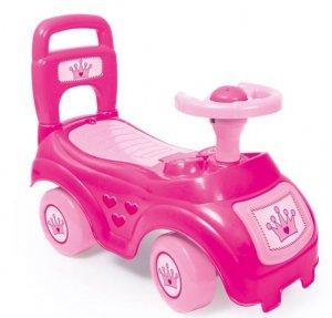 Jeździk Różowy DOLU - DL8022