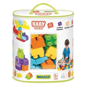Baby Blocks torba 60 szt.