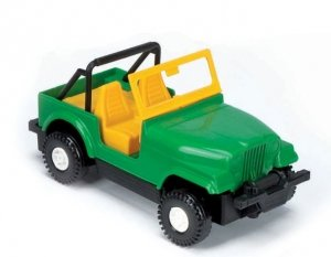 Color Cars jeep Wader 37084