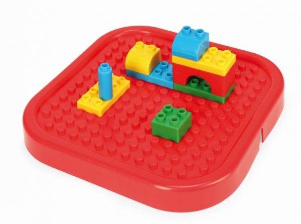 Klocki Mini Blocks  wiadro z klockami WADER 41340