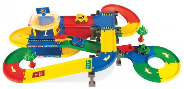 Play Tracks mega garaż z trasą  53140