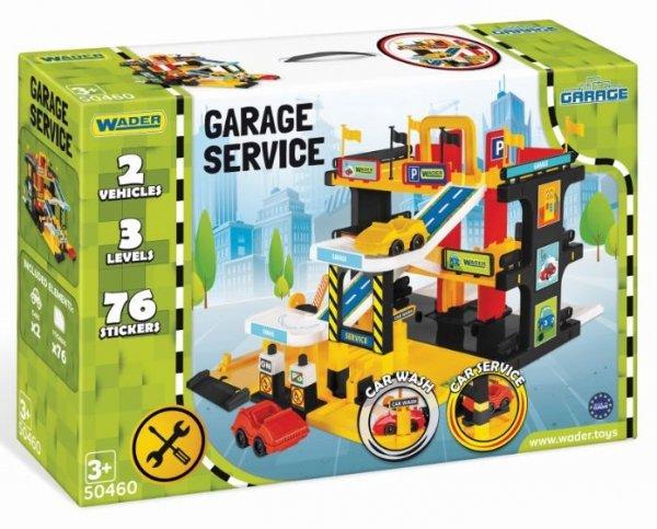 Garaż Serwis Wader 50460