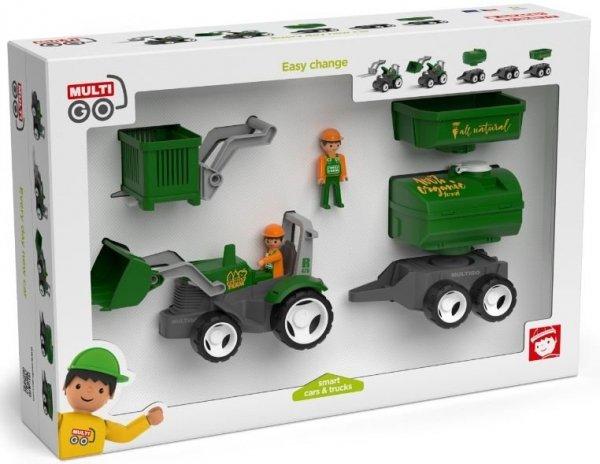 Multigo zestaw rolniczy IGRACEK EF27316
