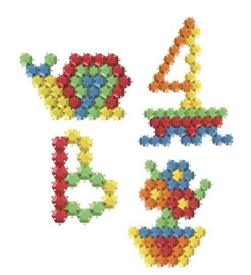 Klocki Puzzle słoik 90 szt. WADER 41980