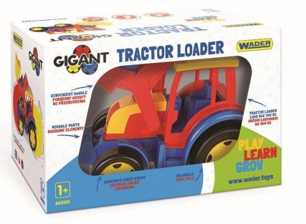 Gigant Traktor ładowarka Wader 66000
